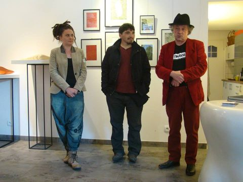 Exposición del colectivo Tint XXI de Banyoles en Gdansk, Polonia