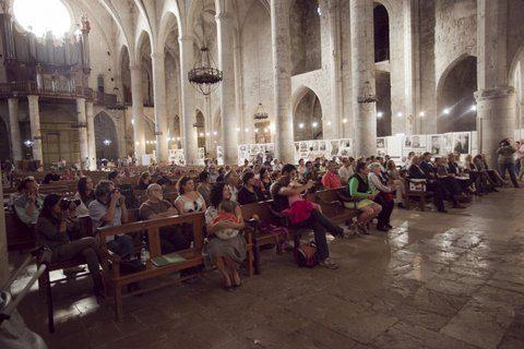 «Y continuo viendo sus caras». Basílica Castelló d´Empúries.