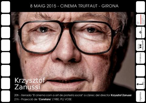 Krzysztof Zanussi en Girona