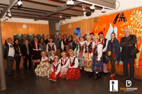 Afluents, Muestra Internacional de Arte y Cultura. Polonia 2015