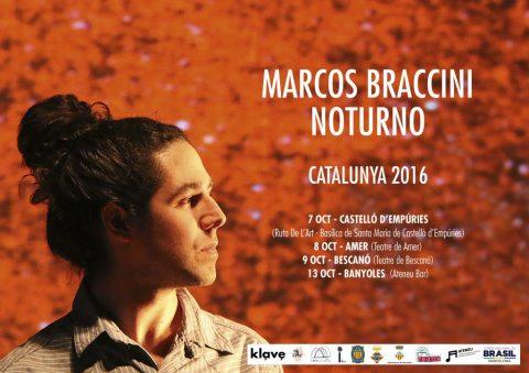 Tour «Noturno», Catalunya 2016. Marcos Braccini