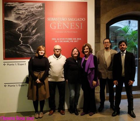 Visita Delegación Consulado General de Brasil a Girona