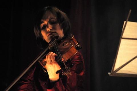 Agnès Mauri y Benedek Horváth en Sona Amer 2017