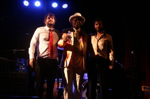 "Nit de Blues amb Kenny ""Blues Boss"" Wayne, JL Pardo, Tota Blues i Malestruch"