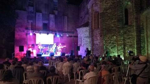 Jesa (Zimbabwe) en Concierto en Amer. Ethno Catalonia 2017