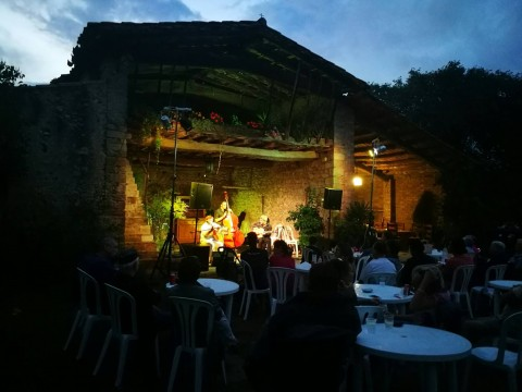 Pere Soto Gypsy Trio en Concierto, Can Clos.
