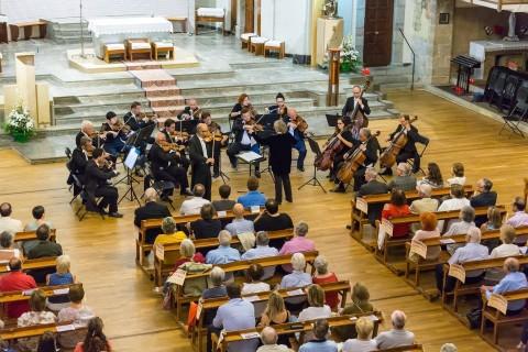 Amadeus Orquesta de la Radio Nacional de Polonia en Puigcerdà.