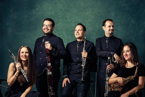 Barcelona Reed Quintet en el Sona amer