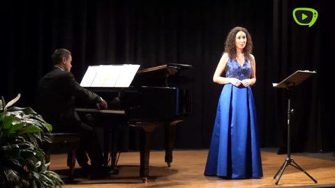 Cristina Segura i Josep Surinyac ofereixen un recital a l'entorn de 'Carmen'