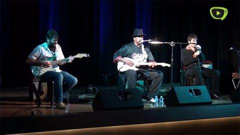 Gran concert de «Real Blues» a Amer, de la mà de Dave Riley