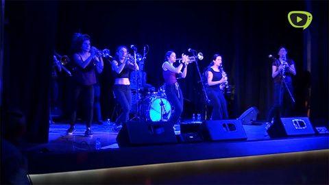 Les Balkan Paradise Orchestra tanquen la 3a edició del Sona Amer