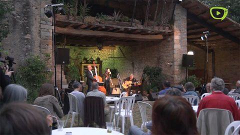 Andrea Motis dona el tret de sortida als concerts d'estiu de Can Clos