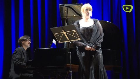 Iwona Sobotka, ambaixadora de la música polonesa a Amer