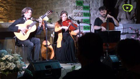 Un viatge musical per 3 cultures amb Burruezo i Medievalia Camerata