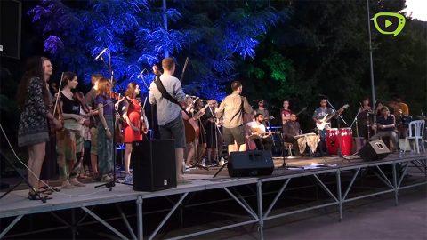 L'Ethno Catalonia fa viure una gran vetllada musical a Amer