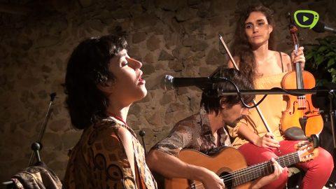 Fusió de músiques del món a Can Clos a la Cellera de Ter