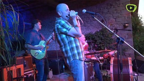 """Els """"Blue Riot Combo"""" ofereixen una gran vetllada de blues a Can Clos"""