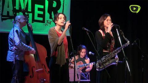 Joan Chamorro New Quartet entusiasma el públic del Sona Amer